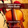 Thumbnail Ultimate Collection: Viola Duets Sheet Music