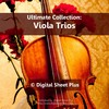 Thumbnail Viola Trios Sheet Music Collection