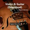 Thumbnail Violin Guitar Sheet Music Collection