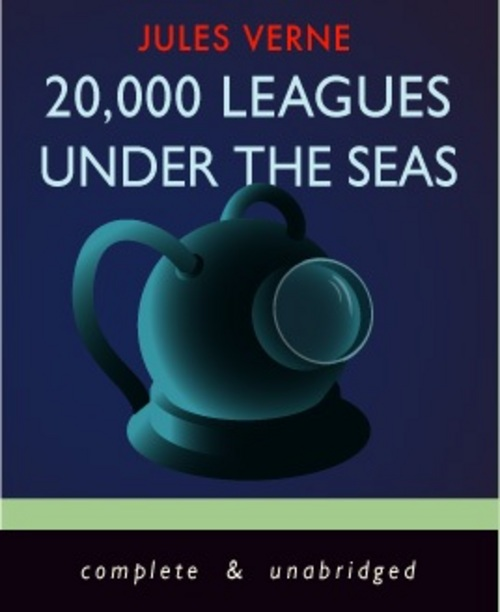 Product picture 20,000 Leagues Under the Sea by Jules Verne ebook kindle pdf