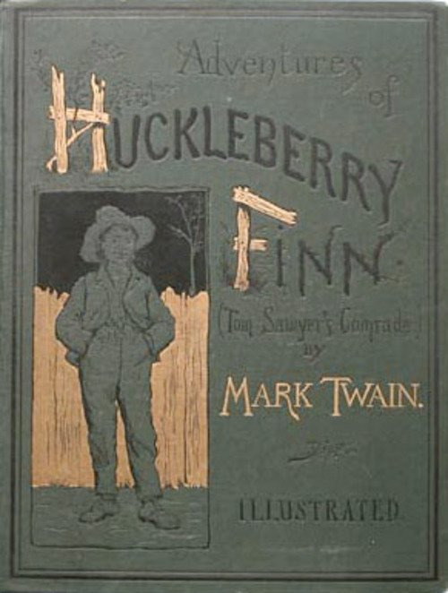 Product picture Adventures of Huckleberry Finn by Mark Twain ebook kindle pd