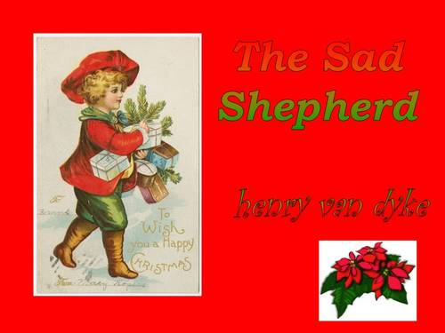 Product picture The Sad Shepherd by Henry Van Dyke