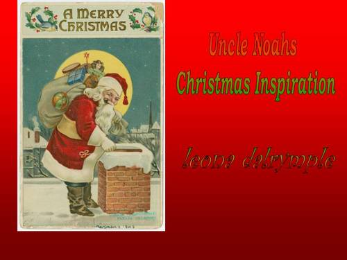 Product picture Uncle Noahs Christmas Inspiration by Leona Dalrymple
