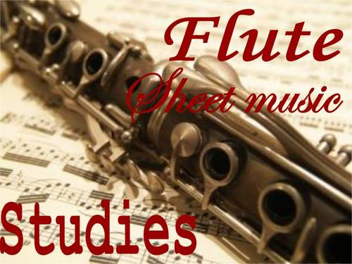 Product picture Flute Studies Method and Exercises Books Collection in pdf format