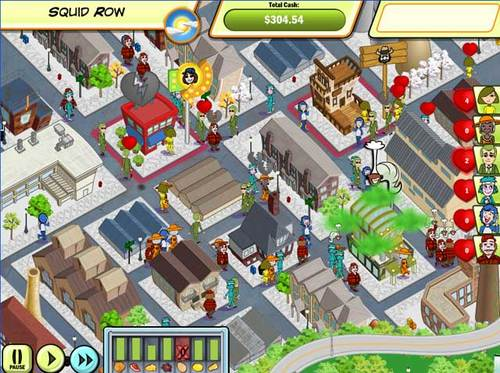 Product picture Dinertown Tycoon PC Games