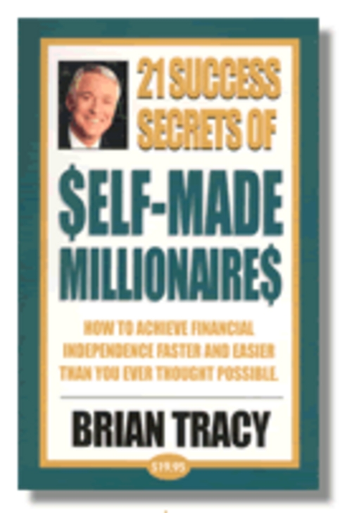 Product picture 21 Success Secrets of Self-Made Millionaires